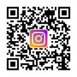 InstagramアカウントQRコード